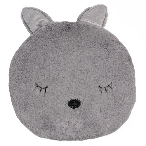 Sleepy Mouse Kids Cushion by Linens & More