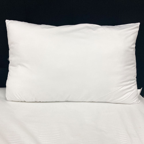 Commercial 600gm Microfibre Full Pillow