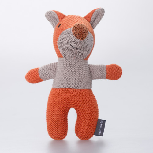 Frankie Fox Soft Toy by MM Linen