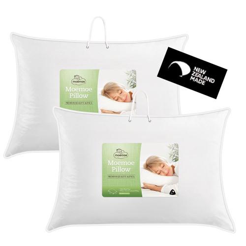 Alpaca Blend Standard Pillow by Moemoe