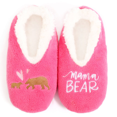 Womens Bear (Mothers Day) Slippers by Sploshies