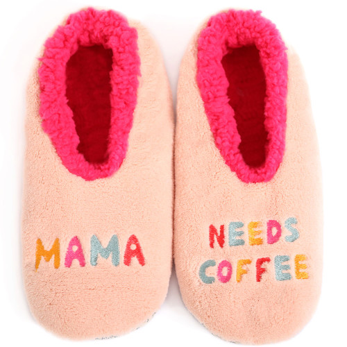 Womens Coffee (Mothers Day) Slippers by Sploshies