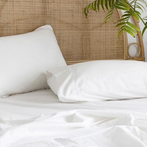Temple Organic Cotton Sheet Set by Bambury