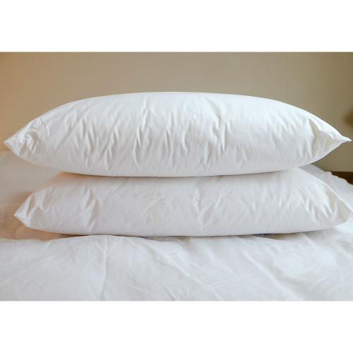 Lavender Wool Pillow by Kiwi Wool