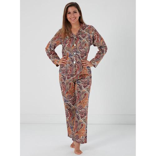 Esme Classic Pyjama Set by Baksana
