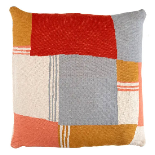 Rego Knitted Cushion by Voyage Maison