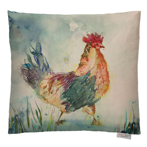 Clucky Cushion by Lorient Decor (Voyage Maison)