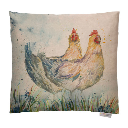 Betty and Bertha Cushion by Lorient Decor (Voyage Maison)
