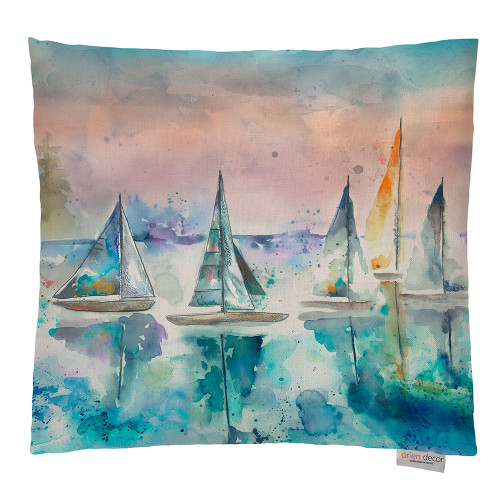Saily Away Cushion by Lorient Decor (Voyage Maison)
