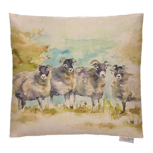 Sheep Herd Cushion by Lorient Decor (Voyage Maison)