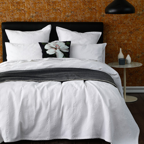 Clearance Taika Bedcover Set by MM Linen
