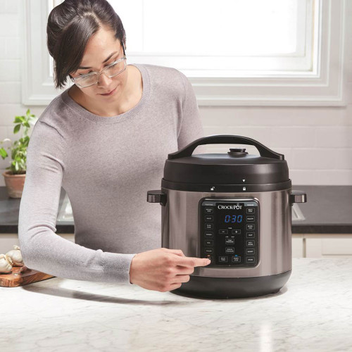 Express Crock XL One Pot Cooker by Crock Pot (CPE300)