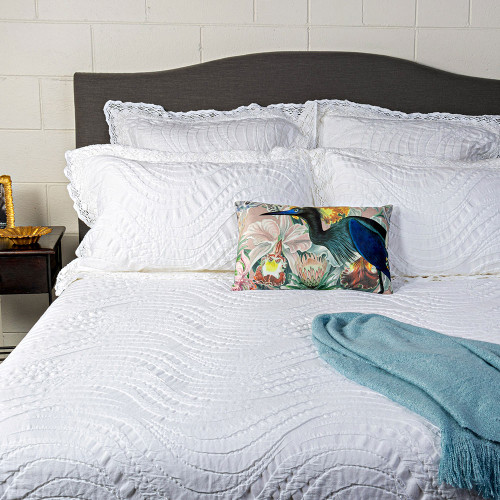 Secchi Bedspread by Linens and More