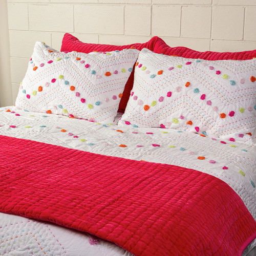 Madelyn Quilt by Linens and More