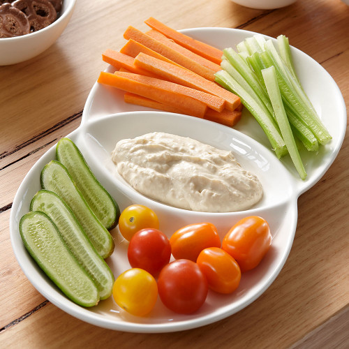 Classica Mini Loop Platter by Ladelle