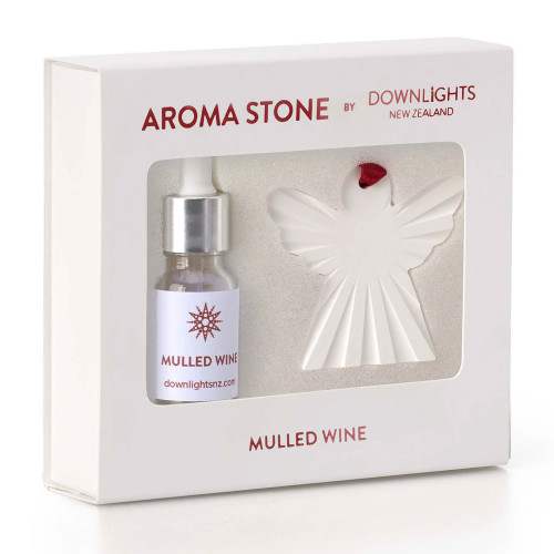 Mulled Wine Angel Aroma Stone by Downlights