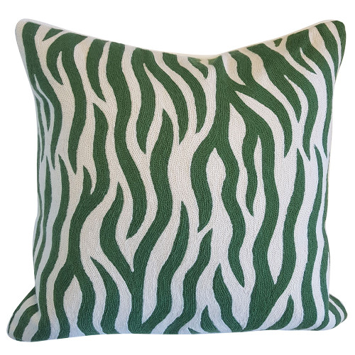 Zebra Cushion Cover by Le Monde