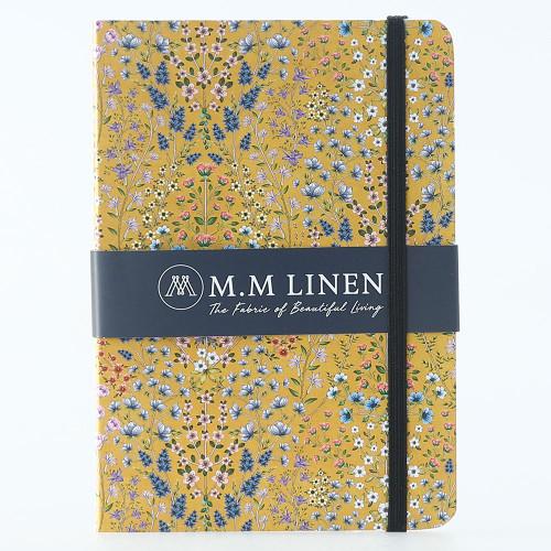 Hattie Notebook by MM Linen