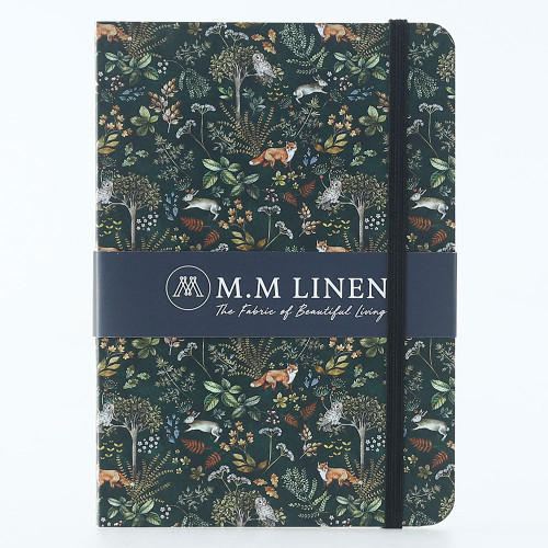 Briar Notebook by MM Linen