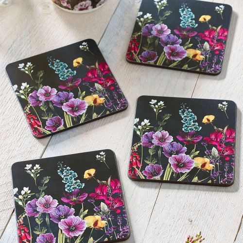 Maisie Coaster Set of 4 by MM Linen