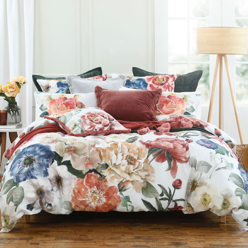 Blooming Duvet Cover Set by MM Linen