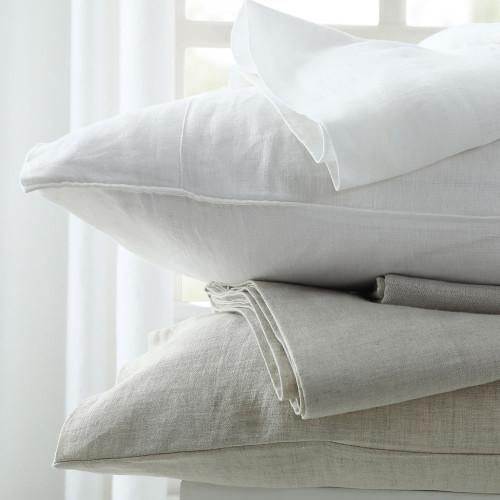 Laundered Linen Sheet Sets by MM Linen