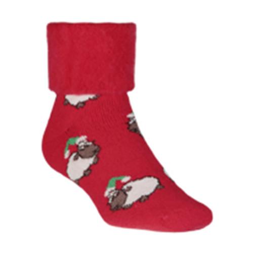 Sheep Christmas Socks by Comfort Socks