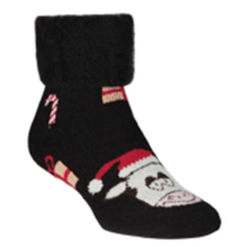 Cow Christmas Socks by Comfort Socks