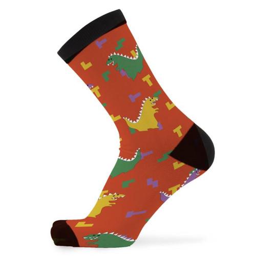 Dinosaur Bamboo Socks by Had Socks