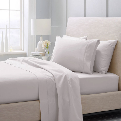 1000 Thread Count Hotel-Weight Dove Luxury Sateen Sheet Sets by Sheridan