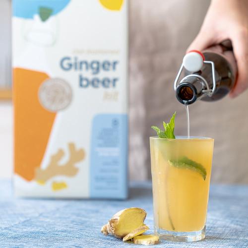 Ginger Beer Kit by Mad Millie