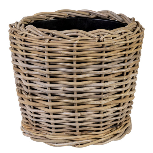 Rattan Drypot by Linens and More