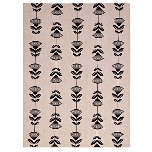 Black Pohutukawa Tea Towel by Linens and More