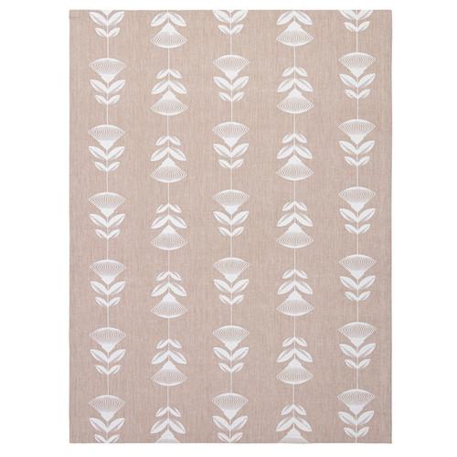 White Pohutukawa Tea Towel by Linens and More