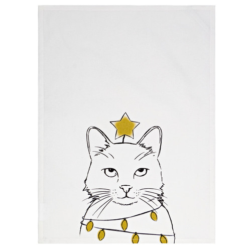 Tommy Tea Towel by Linens and More