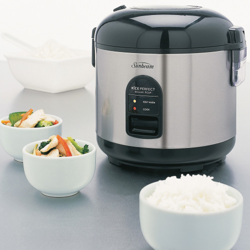 Rice Perfect Deluxe 7 and Steamer by Sunbeam RC5600