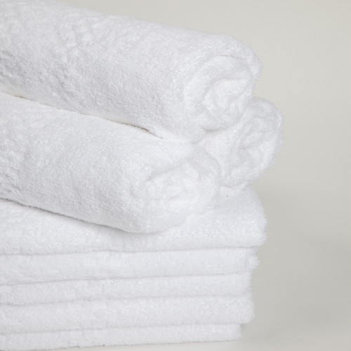 Actil Commercial White Down Under Towel Co-ordinates