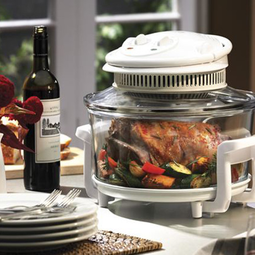 NutriOven Glass Convection Oven by Sunbeam CO3000