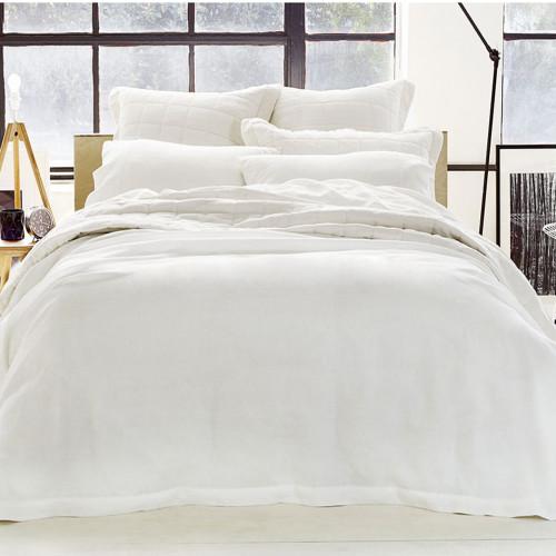 Abbotson Linen Tailored Quilt (Duvet) Cover by Sheridan