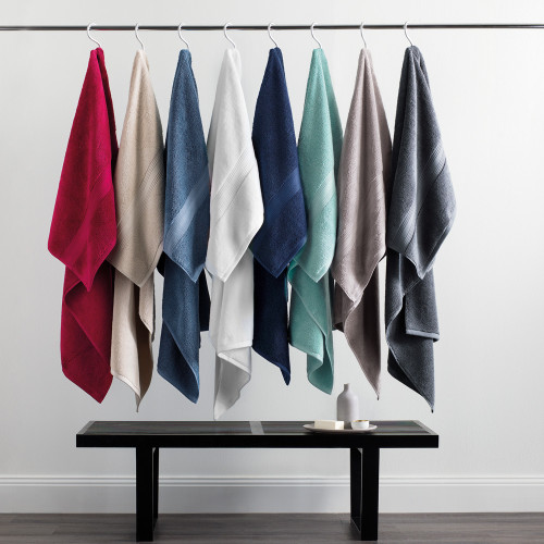 Quick Dry Luxury Towel Co-ordinates by Sheridan