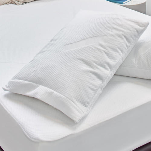 Signature Series Tencel Waterproof Pillow Protector by Protect-A-Bed