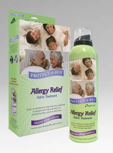 Allergy Relief Spray Treatment Bottle by Protect-A-Bed