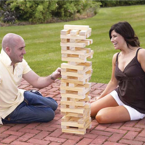 Adult Size Jenga by easy days