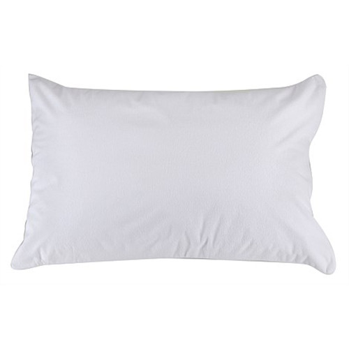 Waterproof Towelling Pillow Protector by Brolly Sheets