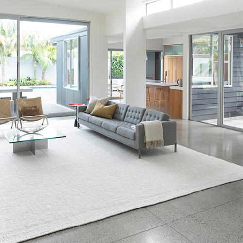 Nebraska Textured Floor Rugs by Mulberi