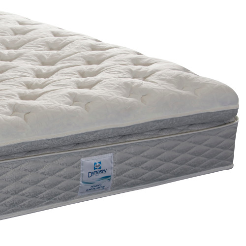 Posturepedic Dynasty Series Monarch Euro Pillowtop (Ultra Plush) Mattress by Sealy Commercial