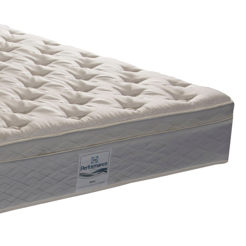 Performance Series Savoy Euro Top (Ultra Plush) Mattress by Sealy Commercial