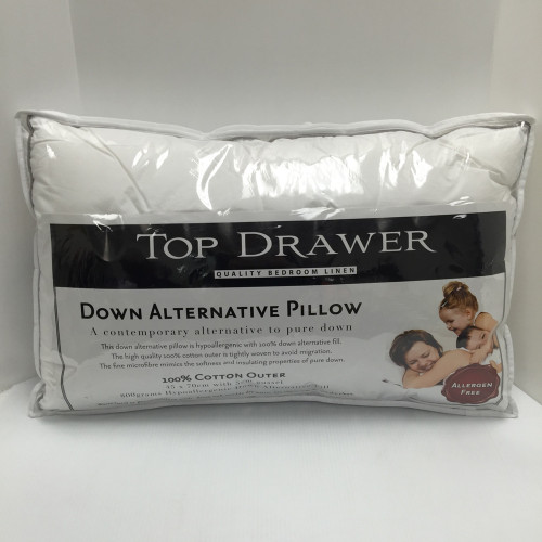 Down Alternative Pillow by Top Drawer