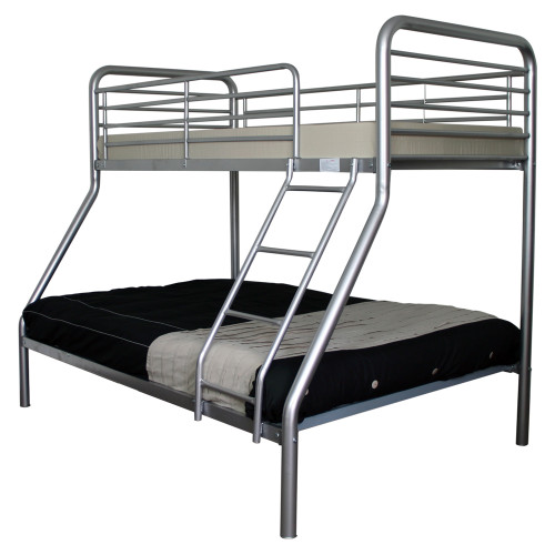 Combi Twin Commercial Double/Single Bunk Set