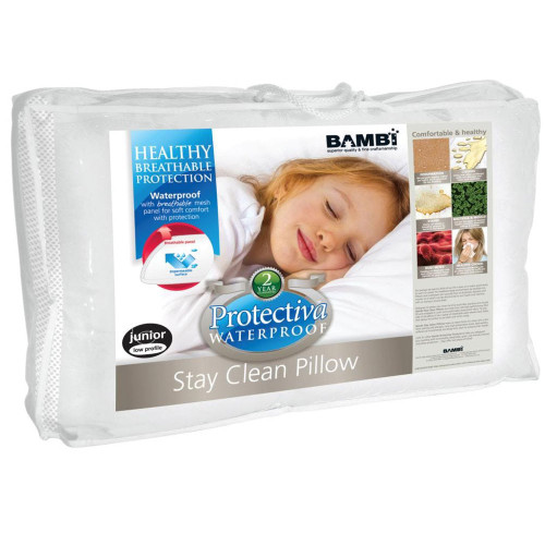 Stay Clean Pillow by My Bambi